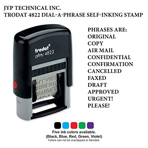 dial a phrase office stamps - 9