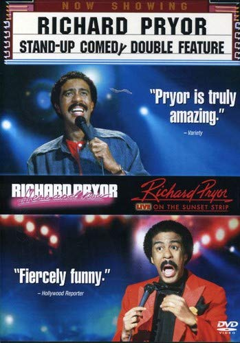 Richard Pryor Here and Now / Richard Pryor Live on the Sunset Strip - Set | NEW COMEDY TRAILERS | ComedyTrailers.com