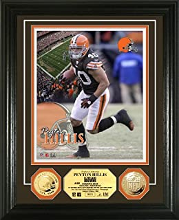 NFL Cleveland Browns 24KT Gold Coin Photo Mint (B005GUI7CC) | Amazon Products