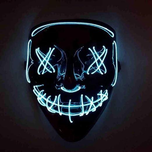 OLUYNG Máscara de Halloween EL Purga Máscaras Elección Máscara ...