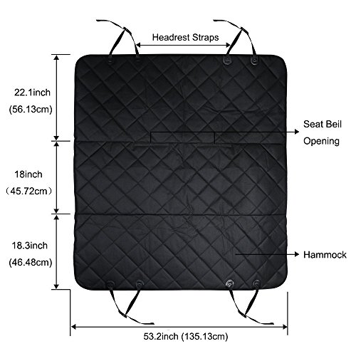 TIOVERY-Dog-Seat-Cover-Pet-Car-Seat-Covers-with-Anchors-Waterproof-Nonslip-Rubber-Backing-Durable-Pet-Seat-Covers-for-Cars-Trucks-and-SUVs