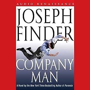 Company Man Audiobook