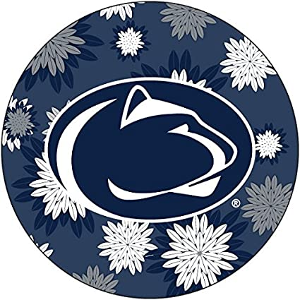 size 40 d6ed5 e1102 Amazon.com  R and R Imports, Inc Penn State Nittany Lions NCAA Collegiate  Trendy Floral Flower Fashion Pattern 4