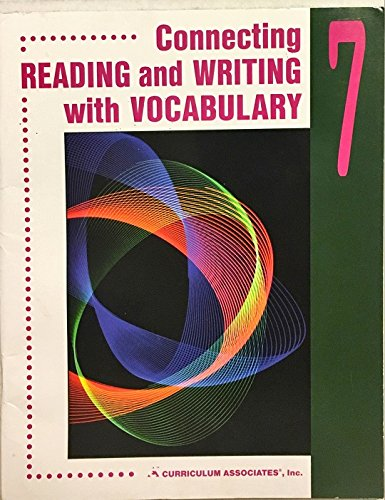 Read Online Connecting Reading and Writing with Vocabulary, Book 7 pdf
