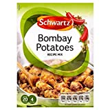 Schwartz Bombay Potatoes Recipe Mix (33g) - Pack of 2
