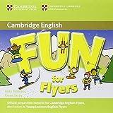 Fun for Flyers: 2 Audio CD's - Beginner