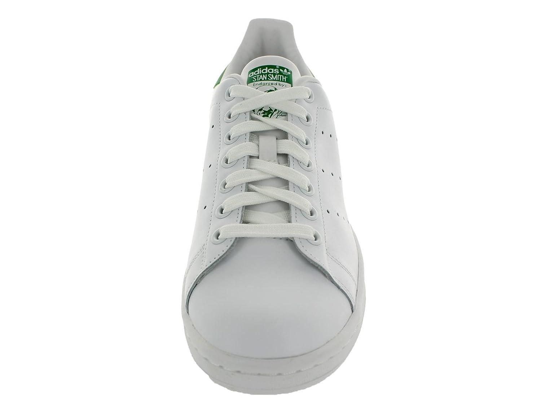 Amazon.com | adidas Original Stan Smith Sneakers White Mens 9.5 |  Skateboarding