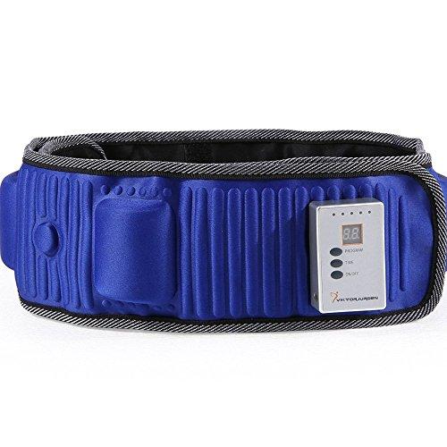 PU Health Pure Acoustics Top Quality Unisex Slimming Massage Belt Heat Activated Vibration - Slim Slim Massager Relax