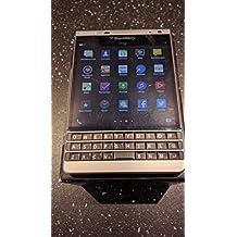 BlackBerry Passport SQW100-4 Silver Edition Unlocked 32GB International Stock No Warranty - Silver