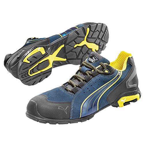 Puma Safety - Zapatos unisex Azul