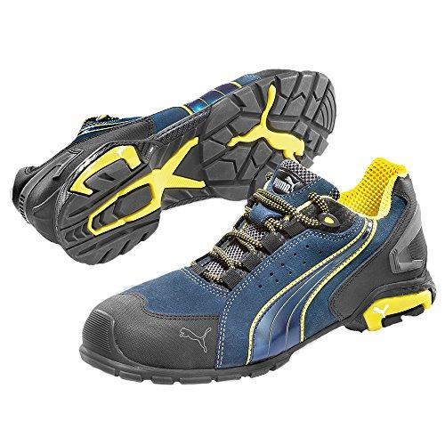 Puma Safety - Zapatos unisex Azul