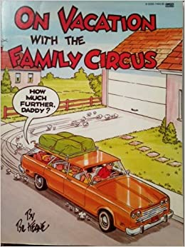 Book On Vacation with the family circus