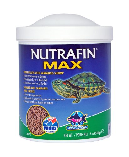 Nutrafin Max Gammarus Pellets, 12-Ounce by Nutrafin