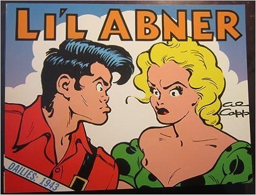 Book Li'l Abner: Dailies, Vol. 9: 1943 by Al Capp (1990-10-30)