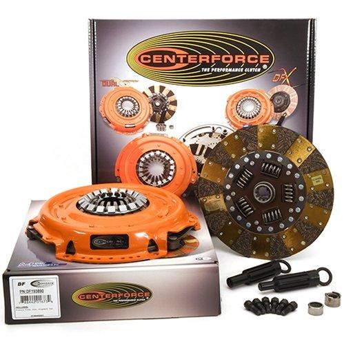 (Centerforce Kdf193890 Dual Friction, Clutch Kit)