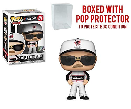 POP! Funko NASCAR Dale Earnhardt Vinyl Figure for sale  Delivered anywhere in USA
