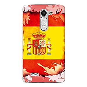 "Disagu Design Protective Case para LG L Bello Funda Cover ""Spanien"""
