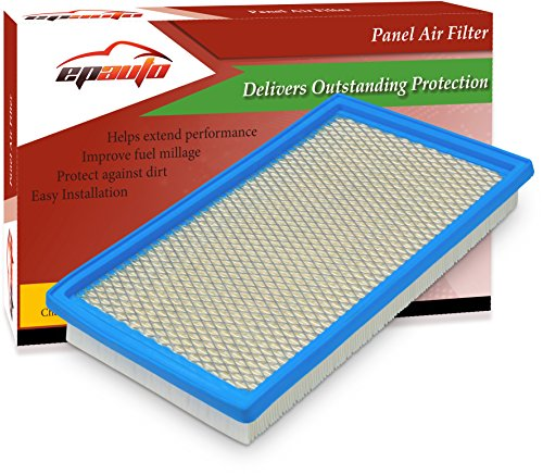 EPAuto GP309 (CA4309) Nissan / Infiniti / Saab / Subaru Rigid Panel Engine Air Filter (1996 Nissan 200sx Engine)