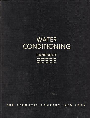 Water Conditioning Handbook