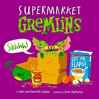 book cover of Supermarket Gremlins