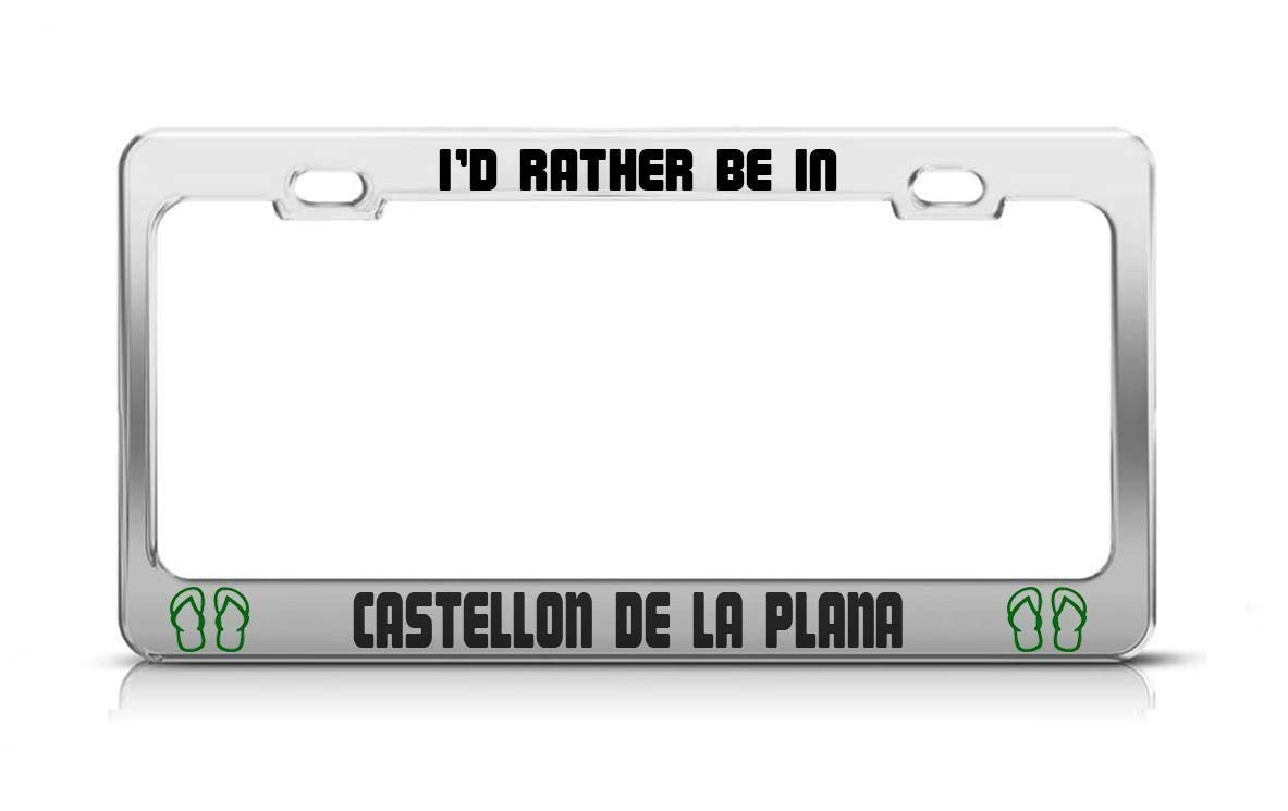 Amazon.com: amiuhoun Id Rather BE in CASTELLON DE LA Plana ...