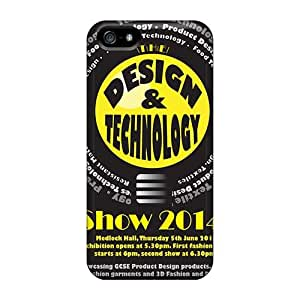 Shockproof Hard Cell-phone Case For Iphone 5/5s With Customized Fashion Rise Against Image Marycase88