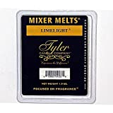 Tyler Candle Mixer Melts Wax Potpourri Set of 4 - Limelight