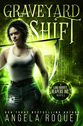 It's a hard-knock afterlife… Lana Harvey is a reaper, and a lousy one at that. She resides in Limbo City, the modern capital of the collective afterlives, where she likes to stick it to the man (the legendary Grim Reaper himself) by harvesting the ba...