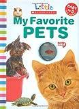 My Favorite Pets, Jill Ackerman, 0545135877
