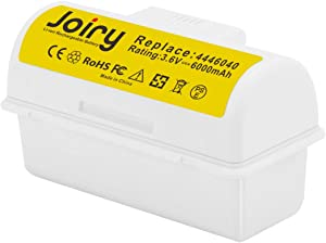 Joiry 3.6V 6.0A Battery for iRobot Braava Jet 240 Floor Mopping Robots Replacement Lithium Cells