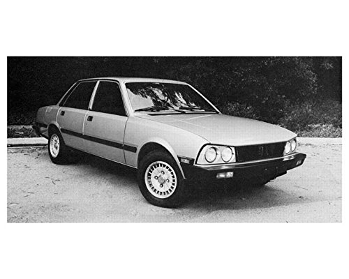 1981 Peugeot 505S Turbo Diesel Factory Photo