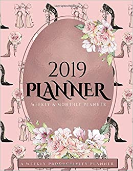 Amazon.com: 2019 Planner Weekly And Monthly: Calendar ...