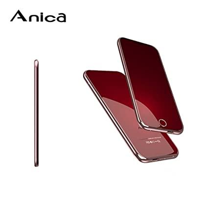 Amazon.com: Anica T8 Nuevo Modelo Celulares Mini Teléfono ...
