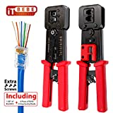 ITBEBE RJ45 Crimping Tool Made of Hardened Steel