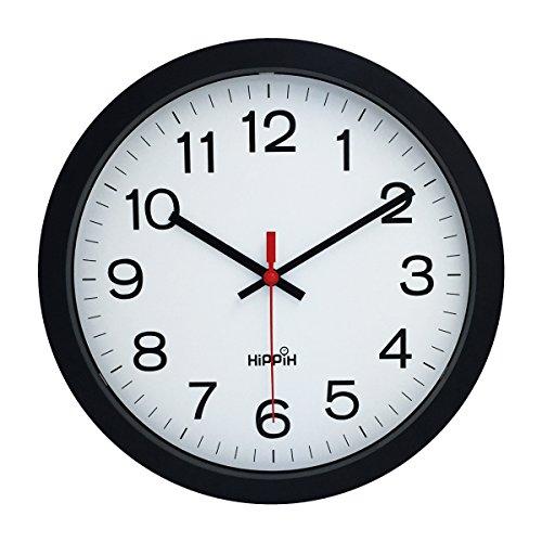 Clock Wall Plastic (Hippih 12