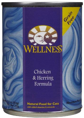 Wellness Chicken & Herring - 12 x 12.5 oz