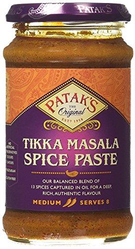 Patak's Tikka Masala Medium Curry Paste 283G