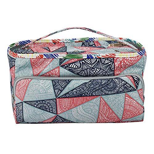 Bobody Knitting Tangle-Free Yarn Storage Tote Crocheting Bag Organizer