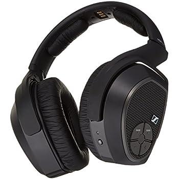 bddbd5fdbe0 Amazon.com: Sennheiser HDR 175 Accessory RF Wireless Headphone for ...