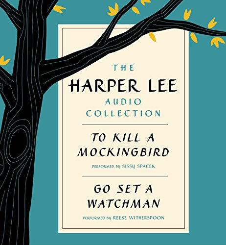 The Harper Lee Audio Collection CD: To Kill a Mockingbird and Go Set a Watchman by HarperAudio