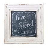 Lillian Rose Love Sweet Square Picture Frame Sign, 24 x 20""