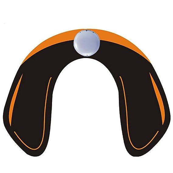 USB Hip Trainer Pad Schönes Hüftinstrument Vibrierende Massage Haushalt DE