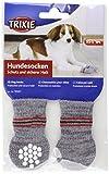 Trixie Anti-Slip Dog Socks, XS-S, Grey Review
