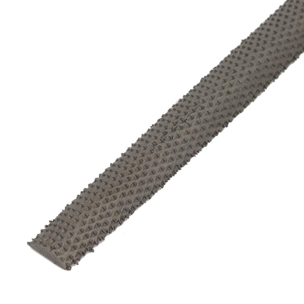 Juego de limas de acero endurecido con carbono de 3 piezas con manija de goma suave empu/ñadura Juego de limas de madera para raspado superior