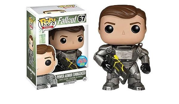 Funko Fallout Funko POP! Games Power Armor Exclusive Vinyl Figure ...