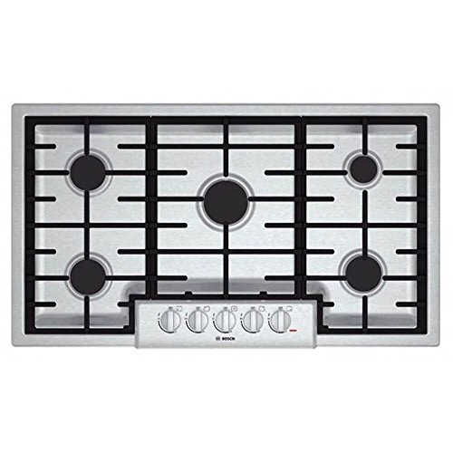 36 gas cooktop stainless - 2