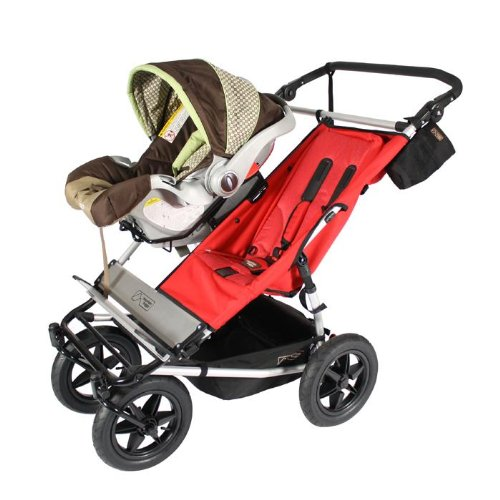 Mountain Buggy Duo Baby Travel System Peg Perego Primo Viaggio by Mountain Buggy (Image #1)