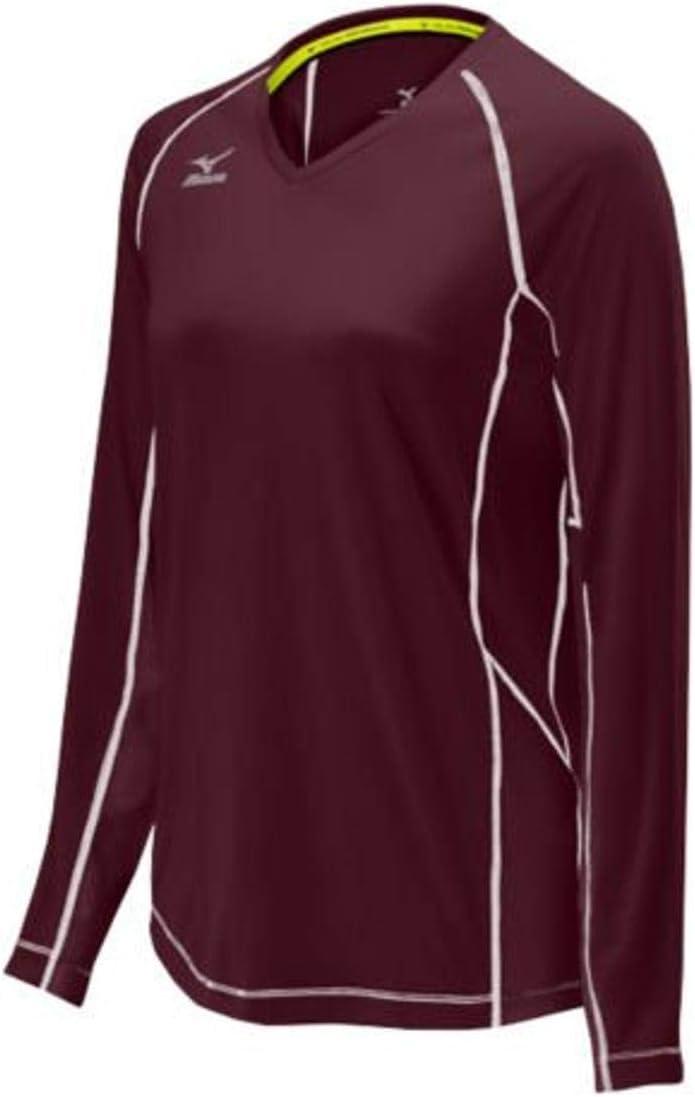 Mizuno Fort Worth Mall Max 48% OFF Elite 9 Newport Long Sleeve Jersey