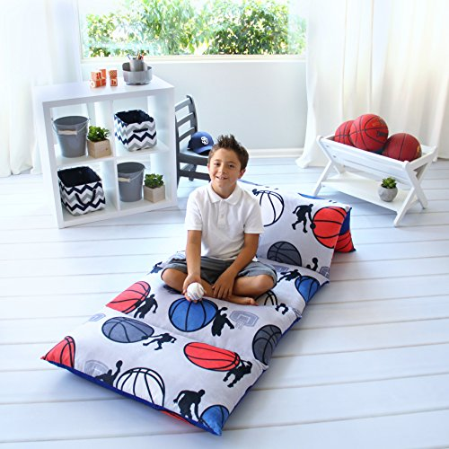 Kids Floor Pillow Bed Cover
