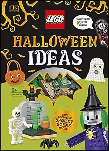 LEGO Halloween Ideas: With Exclusive Spooky Scene Model ...